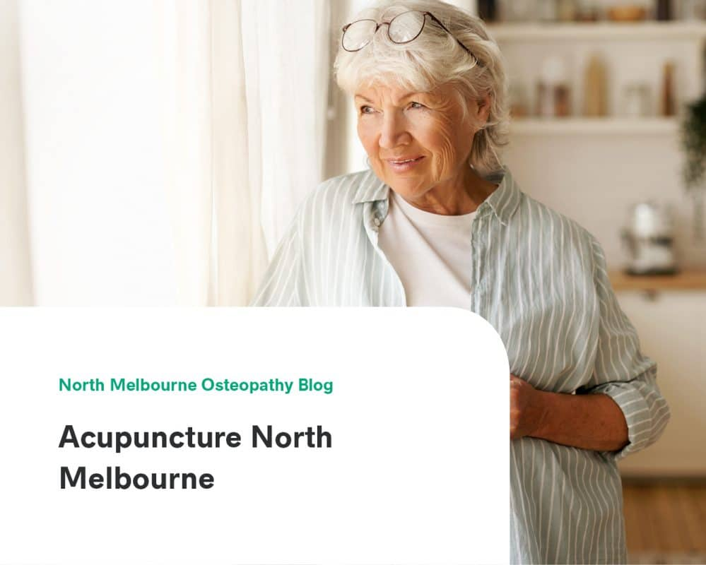 Acupuncture North Melbourne