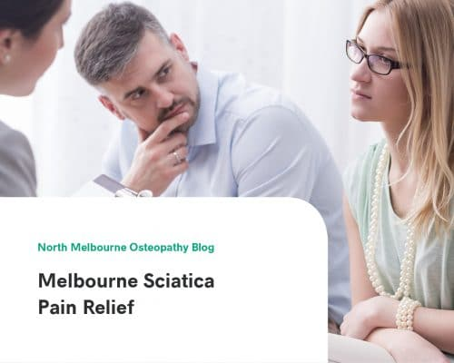 Melbourne Sciatica Pain Relief